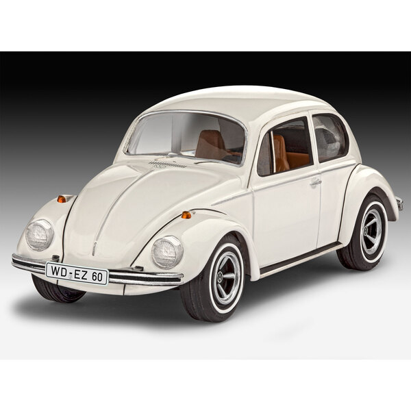 VW Beetle An easy to build model construction kit of the world famous VW Beetle which was an important part of life for many gen