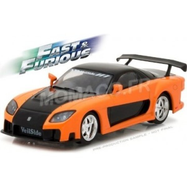 MAZDA RX-July 1997 THE FAST AND THE FURIOUS TOKYO DRIFT (2006)