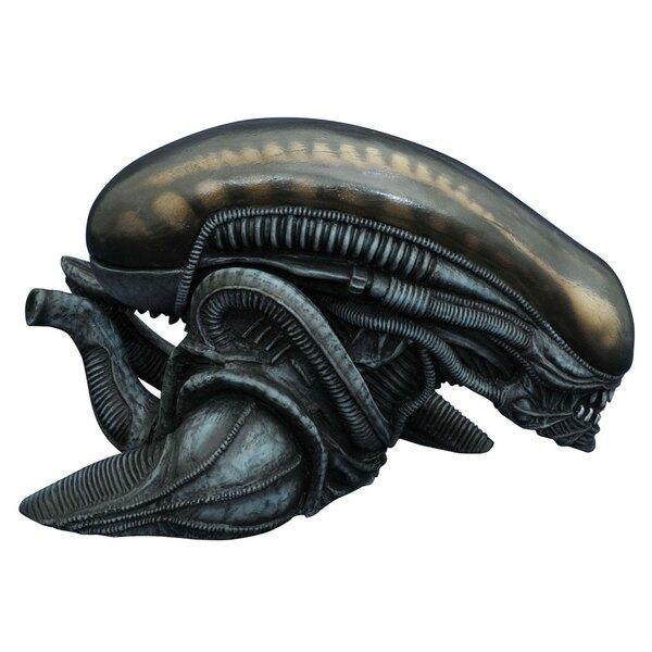 Alien Bust Bank Big Chap 20 cm