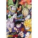 Dragonball Z Poster Pack Cell Saga 61 x 91 cm (5)