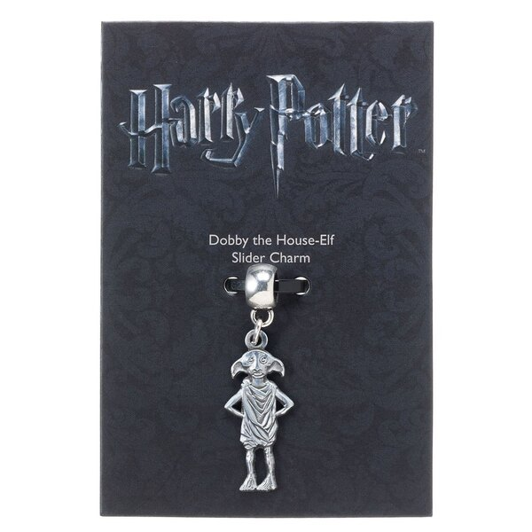 Harry Potter Charm Dobby the House-Elf (silver plated)