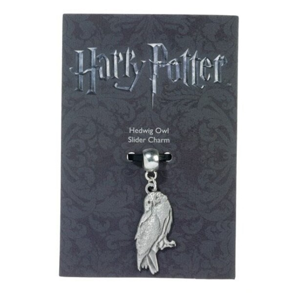 Harry Potter Charm Hedwig the Owl (silver plated)