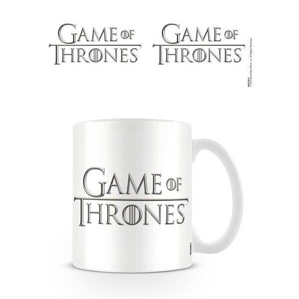 Game of Thrones Mug Logo