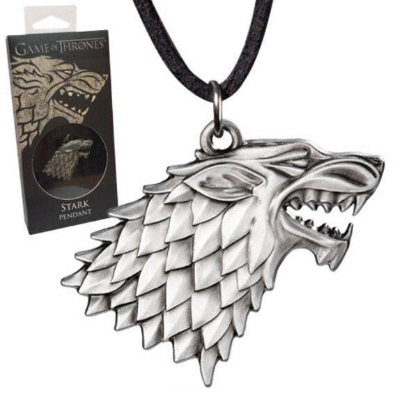 Game of Thrones Pendant Stark Sigil Costume