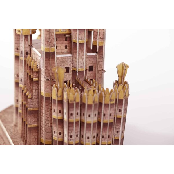 Puzzle 3d Game of Thrones 3D Puzzle King's Landing (260 pieces)