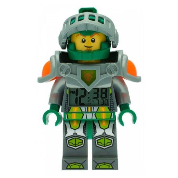 Lego Nexo Knights Alarm Clock Aaron