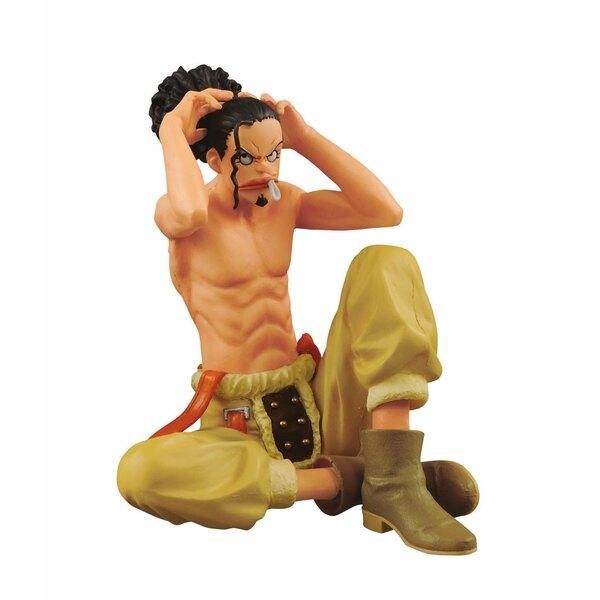 One Piece Body Calender Vol. 4 Figure Usopp 8 cm