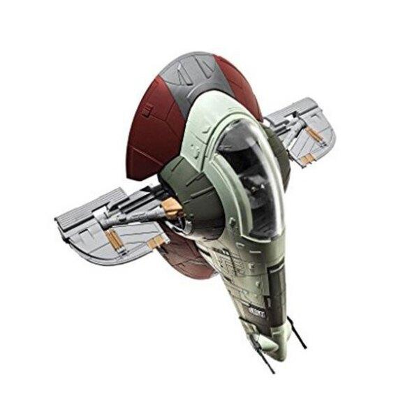 Star Wars Model Kit 1/170 Boba Fett's Slave I 13 cm
