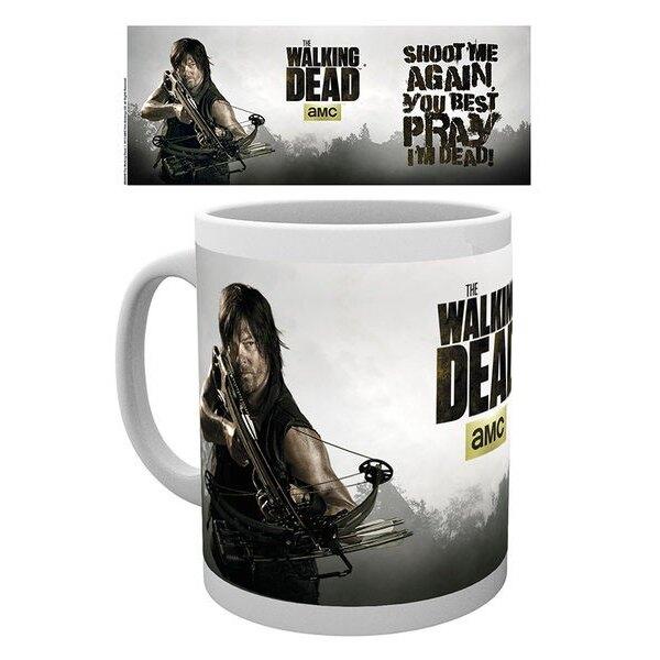 Walking Dead Mug Daryl