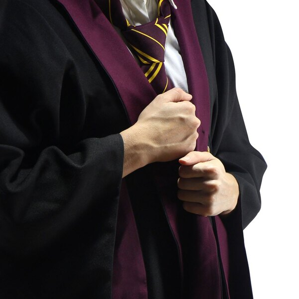 Harry Potter Wizard Robe Cloak Gryffindor