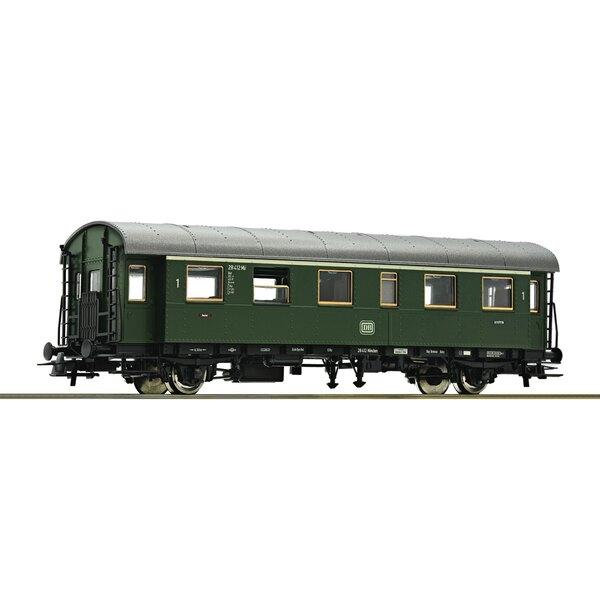 """1st class passenger car """"Donnerbüchse"""", DB"""
