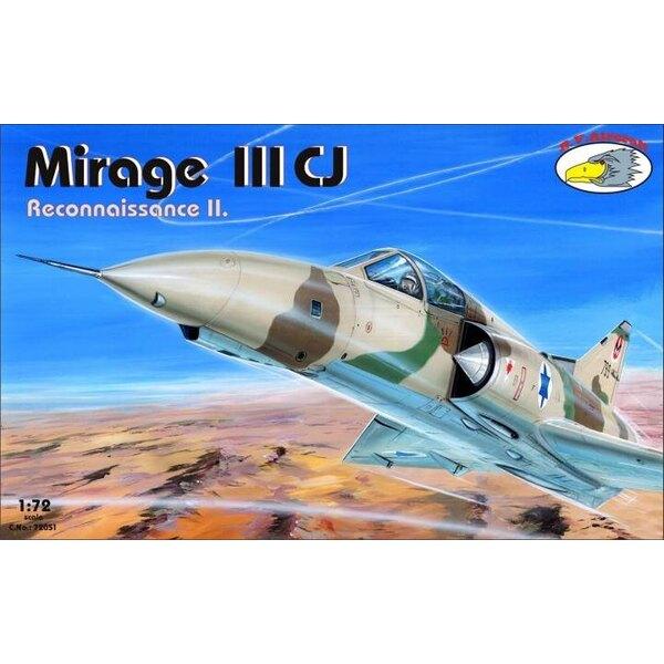 Dassault Mirage IIICJ Reconnaissance II