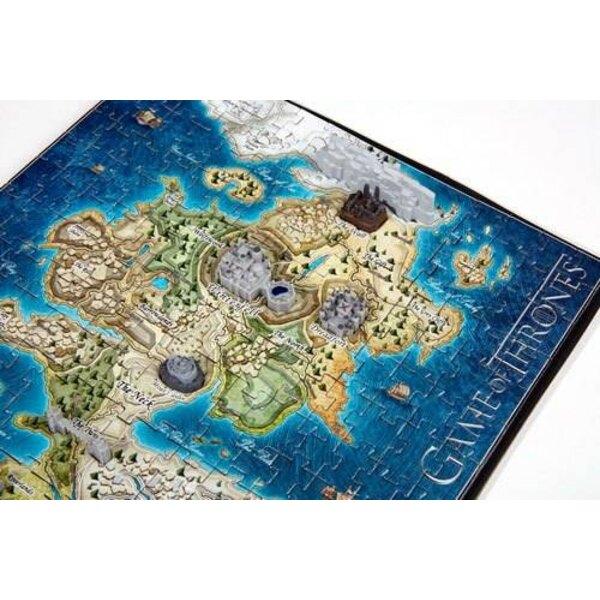 Puzzle 3d Game of Thrones 3D Puzzle Mini Westeros (340 pieces)
