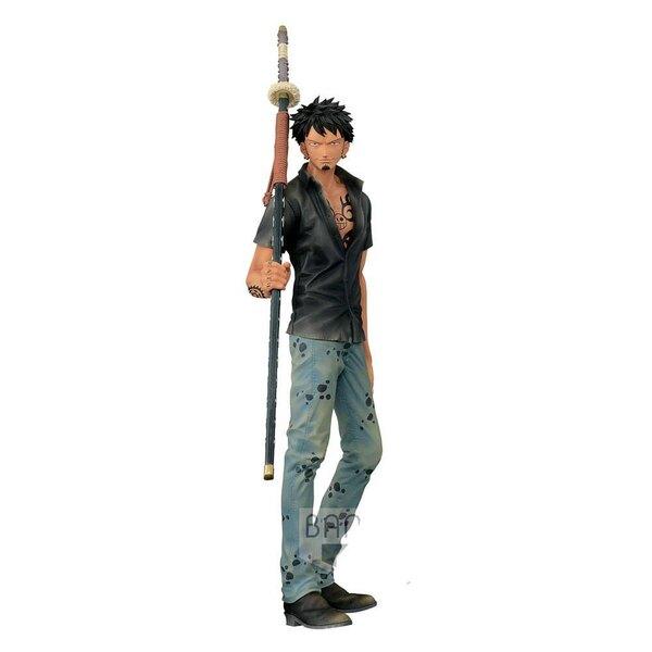 One Piece Super Master Stars Piece Figure Trafalgar Law 30 cm