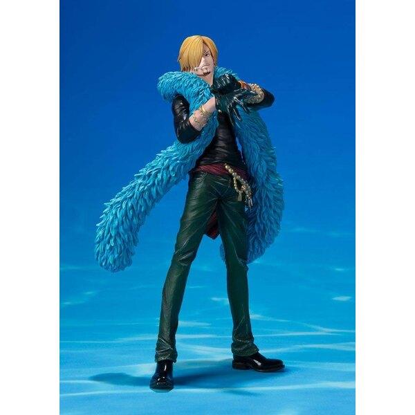 One Piece FiguartsZERO PVC Statue Sanji 20th Anniversary Ver. 15 cm