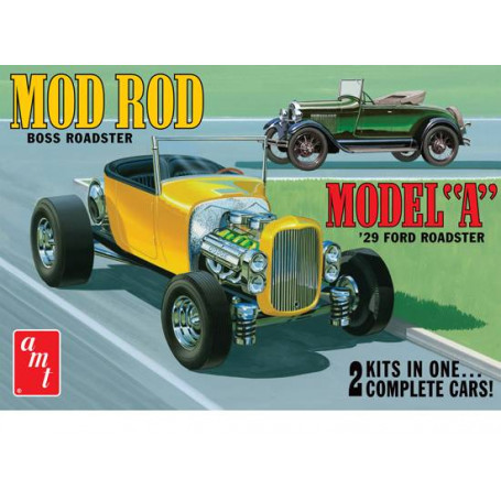 Ford A Roadster 1/25