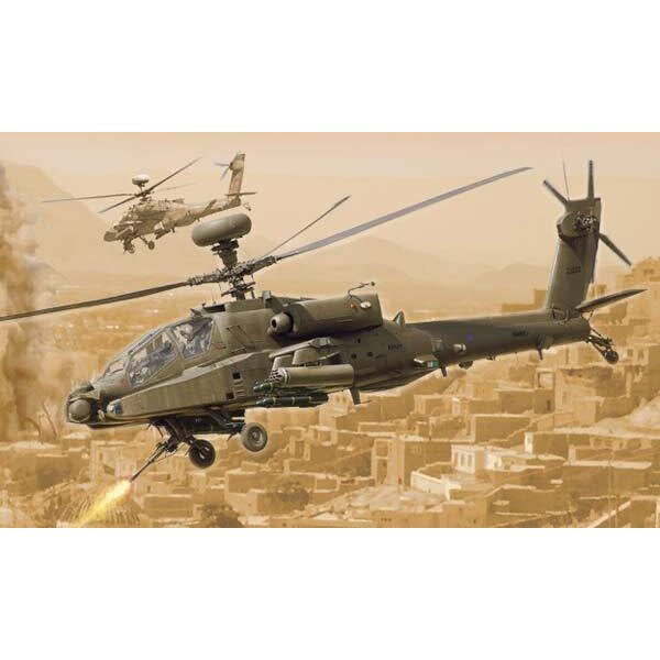 Boeing AH-64D Apache Longbow The AH-64 Apache can be considered the most famous attack helicopter in history. It was designed to