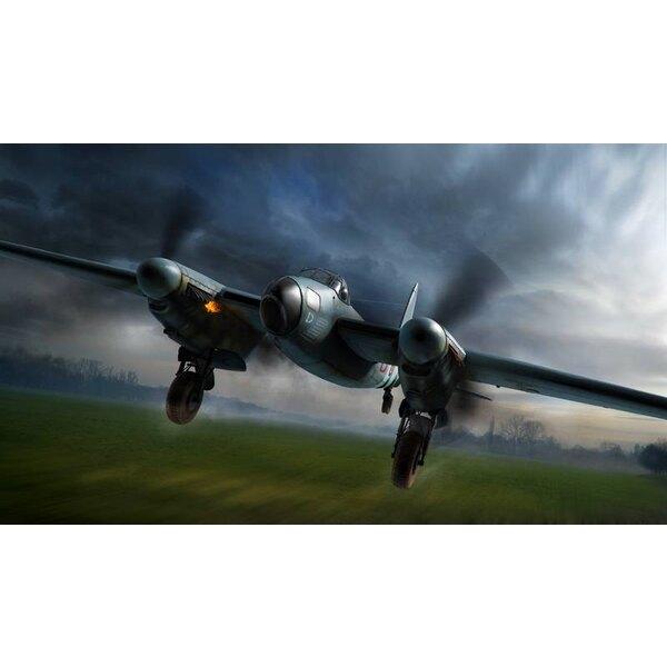 De Havilland Mosquito B Mk IX/XVI RAF