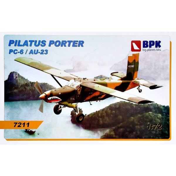 Pilatus Porter AU-23 Peacemaker