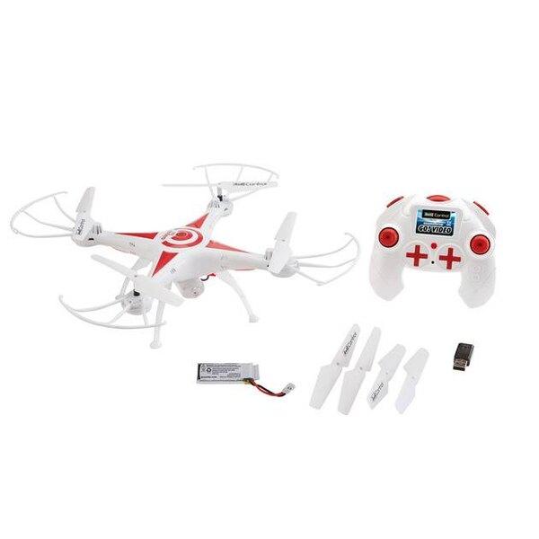 """Drone Quadrocopter """"GO! VIDEO"""""""