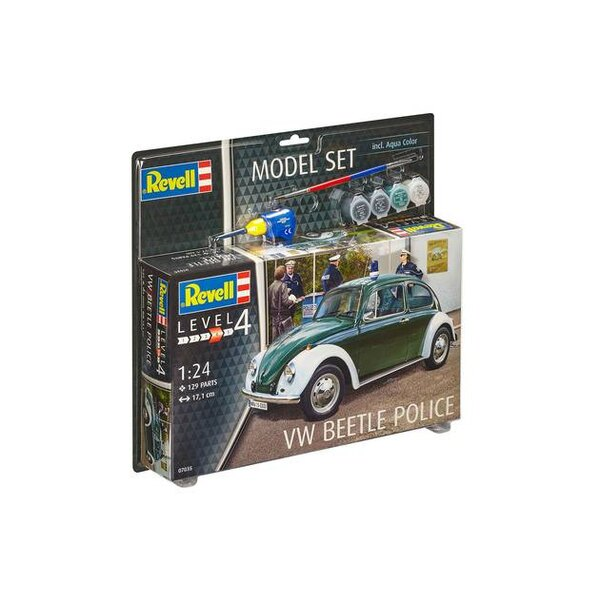 VW Beetle Police Box Set