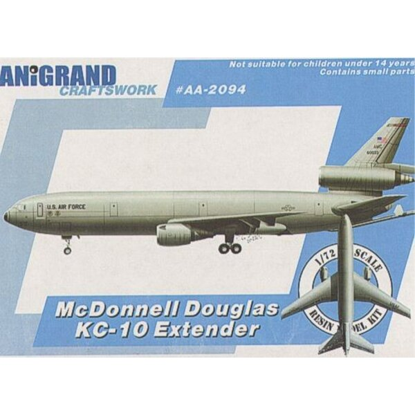 McDonnell Douglas KC-10A Extender. During the Vietnam War and Arab-Israeli War the U.S.A.F. C-141 and C-5 were forced to carry a