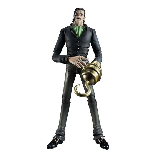 One Piece Variable Action Heroes Action Figure Sir Crocodile 20 cm