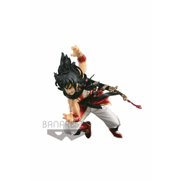 Dragonball SCultures Figure Yamcha Red Hot Color Ver. 12 cm