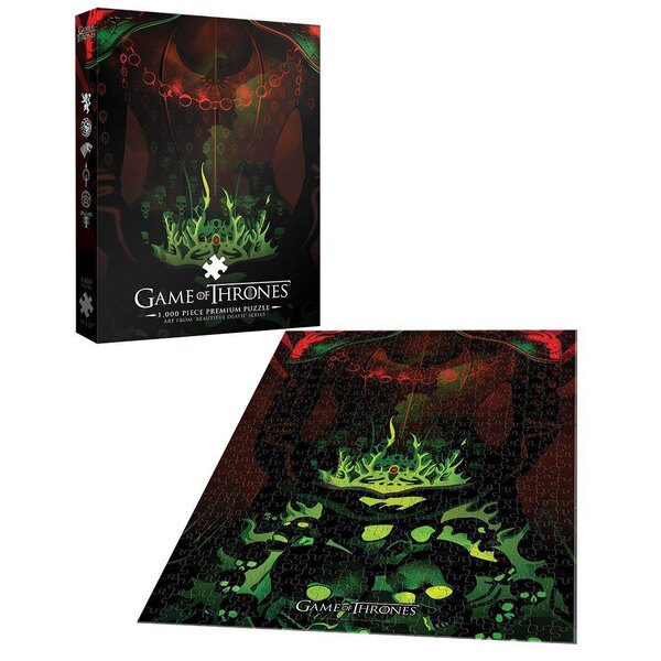 Puzzle Game of Thrones Premium Puzzle Long May She Reign