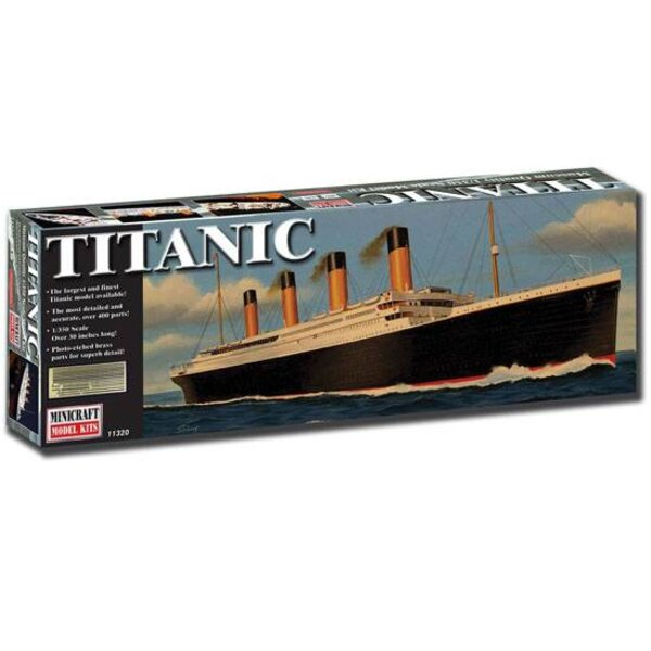 RMS TITANIC 0 Deluxe edition