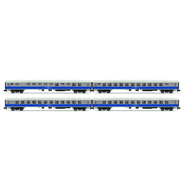 4 pcs.Set military train TMFB, Ep. V