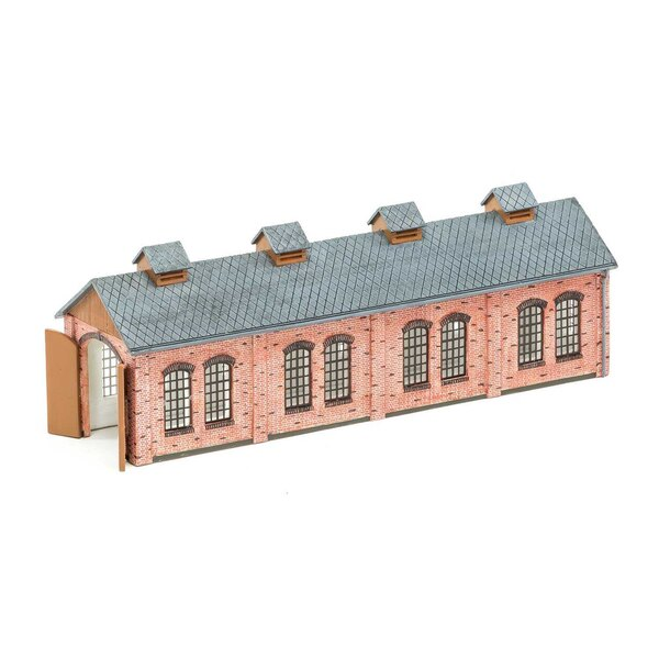 Small engine shed (for one locomotive)