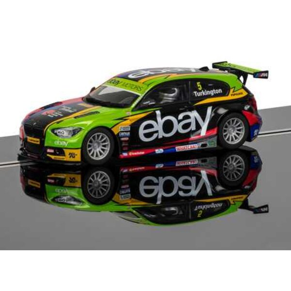 Twin Champion Pack BTCC - BMW 125 Series 1 and Honda Civic - Limited Edition
