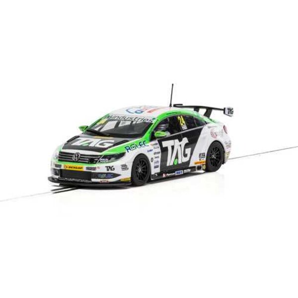 VW Passat CC Team NGTC HARD - BTCC 2017 Jake Hill