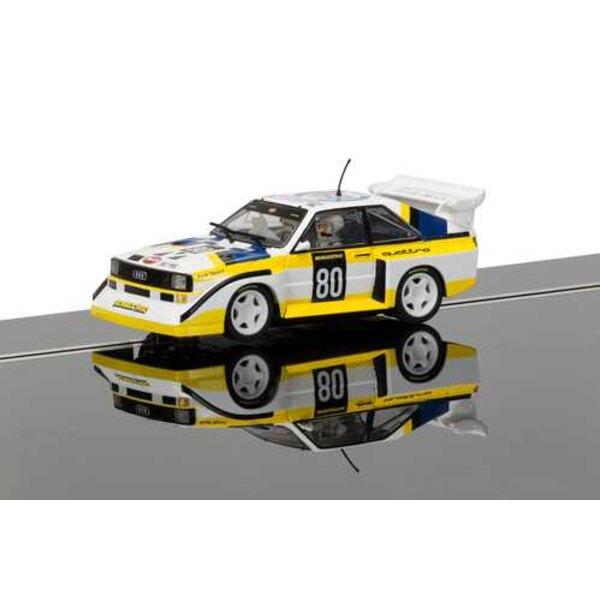 Anniversary Collection - Car No. 4 - 1980, Audi Sport quattro - Limited Edition