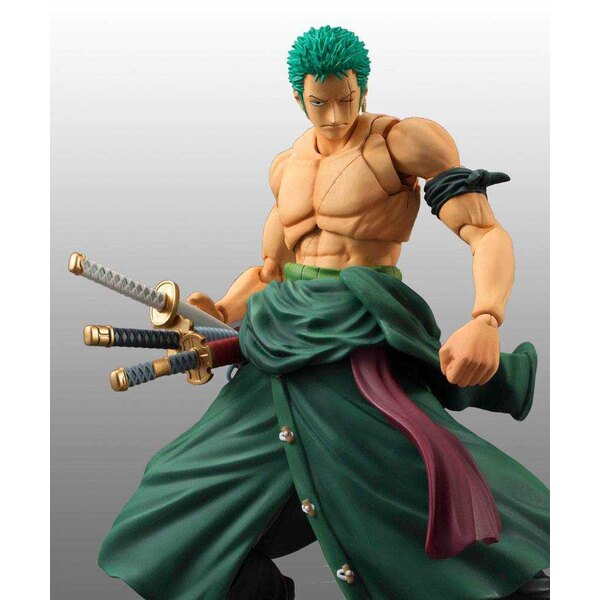 One Piece Variable Action Heroes Action Figure Roronoa Zoro 18 cm