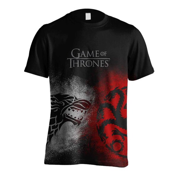 Game of Thrones T-Shirt Sigil Face Off
