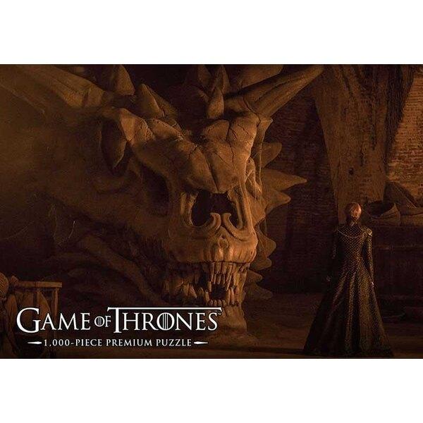 Puzzle Game of Thrones Premium Puzzle Balerion the Black Dread