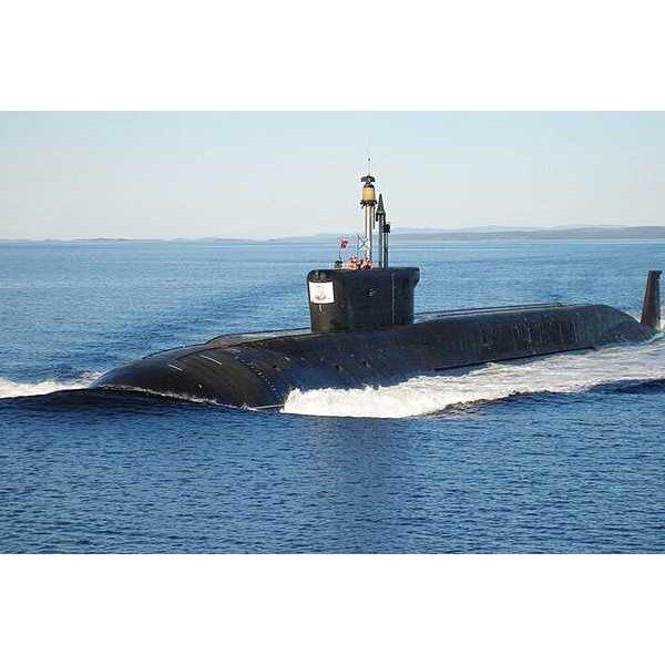 'Yuri Dolgorukij' Nuclear Submarine
