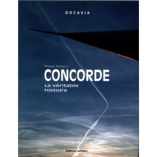 Book Concorde the True Story