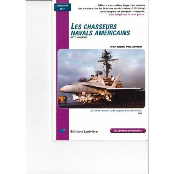 Book American Naval Fighter Tome 2
