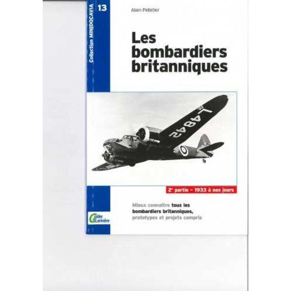 Book The British Bombers - Volume 2 - 1933/2000