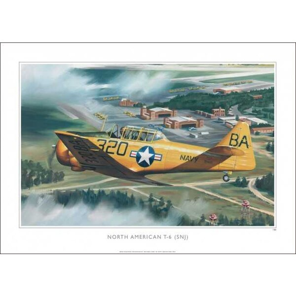 Book North American SNJ / T-6