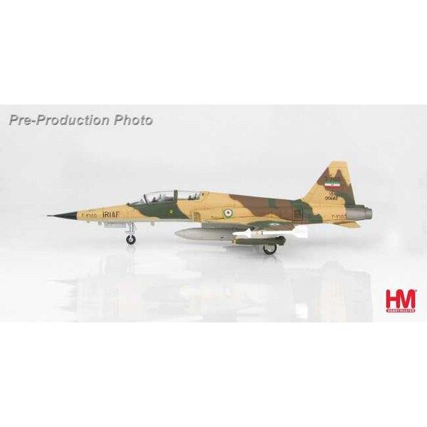 F-5F Tiger II TFS 43rd, Islamic Iranian AF, 2009 -Ltd600