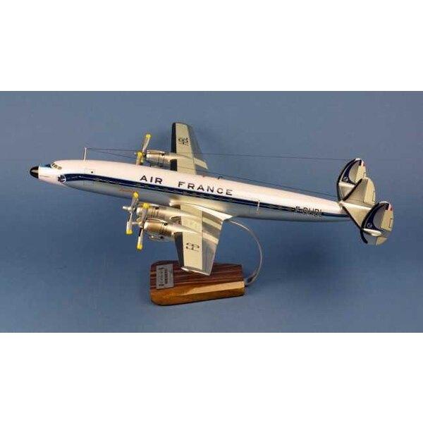 Lockheed L-1649A Super Starliner Air France F-BHBL