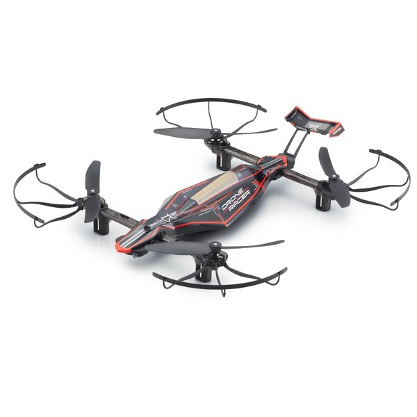 Drone Drone racer zephyr force black readyset (#2018-018)
