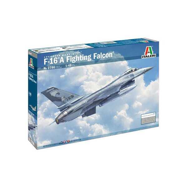 General-Dynamics F-16A Fighting Falcon SUPER DECALS SHEET FOR 5 VERSIONS - COLOR INSTRUCTIONS SHEET The F-16 Fighting