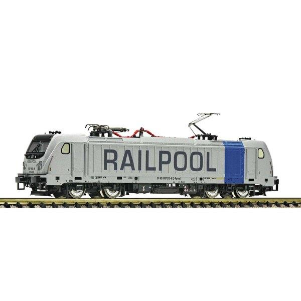 Electric locomotive class 187, Railpool