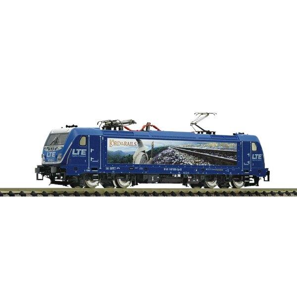 Electric locomotive class 187, LTE