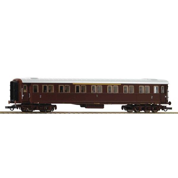 2nd / 2nd class passenger coach, FS